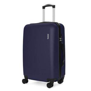 abs hardshell 4 wheel suitcase