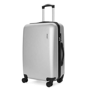 abs hardshell 4 wheel suitcase
