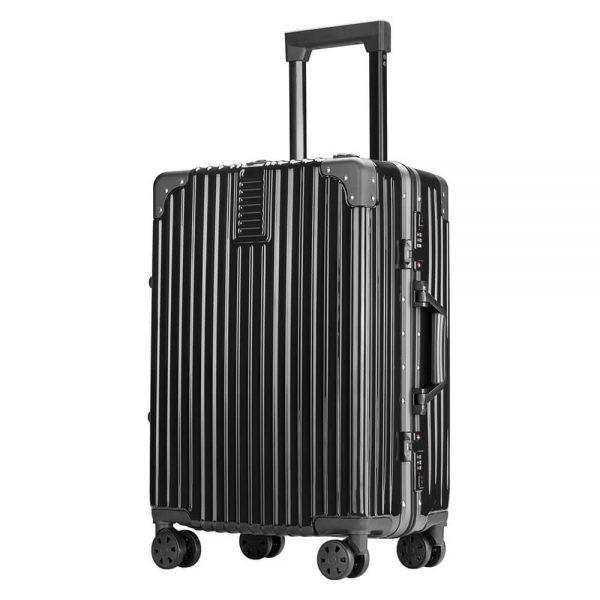 aluminum hard case luggage