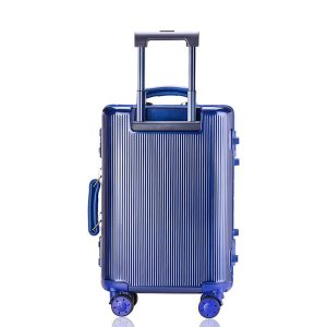 aluminum hardside luggage