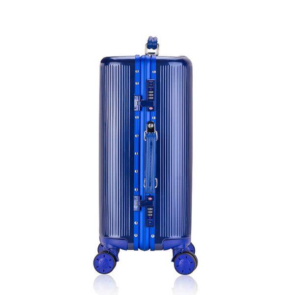 aluminum hardside luggage
