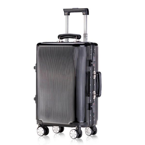 aluminum suitcase luggage (1)