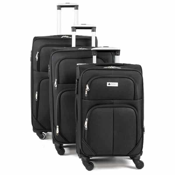 nylon luggage bag