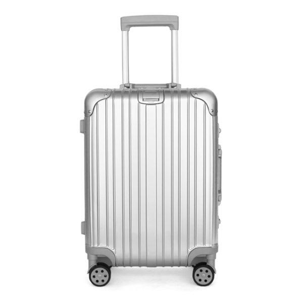aluminum frame carry on luggage