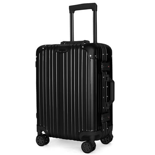 Full Aluminum Luggage